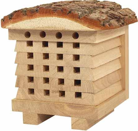 nichoirs à abeilles